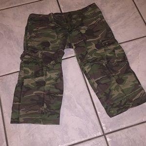 Camo Board Shorts